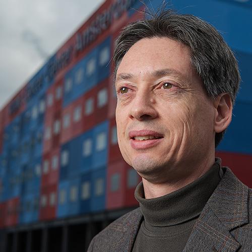 Professor Victor van Beusechem, Ph.D.